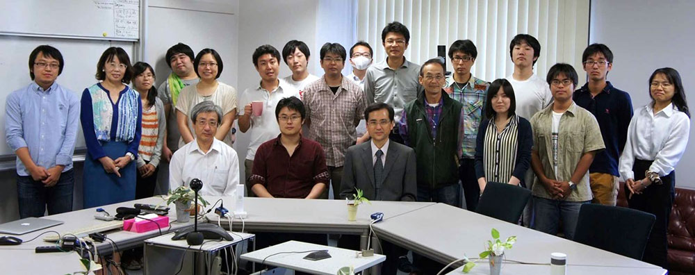 The Kishimoto Laboratory at Osaka University
