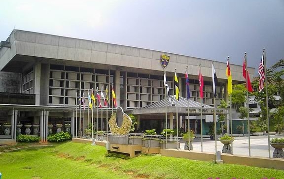 University of Malaya, my home university